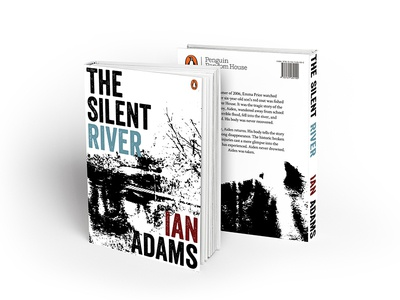 The Silent River - Printed Book Design #2