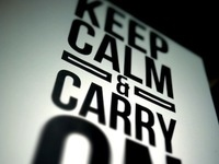 Keep Calm and Carry On REMIX