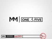 ONE3FIVE logo