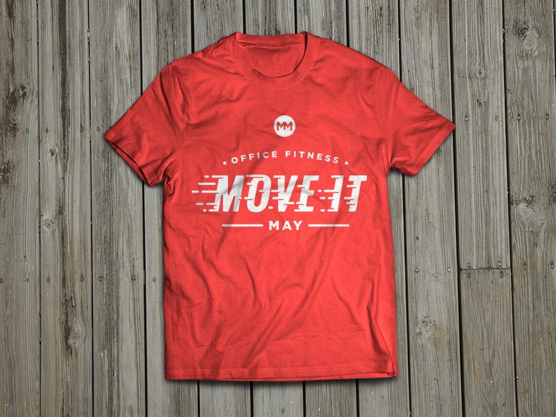 Move It May shirt type handmade grunge t-shirt tee