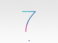 iOS 7 Wallpaper