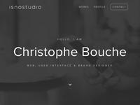 Portfolio 2014 - isnostudio (is now online!)