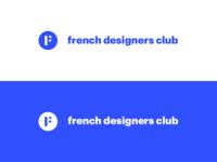 French Designers Club — Slack Community Logo