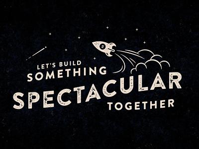 Spectacular Type spectacular type rocket