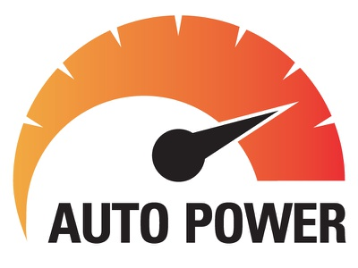 Auto Power Graphic graphic design logo