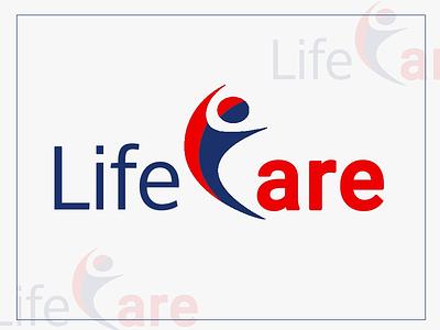 Demo Care Logo branding