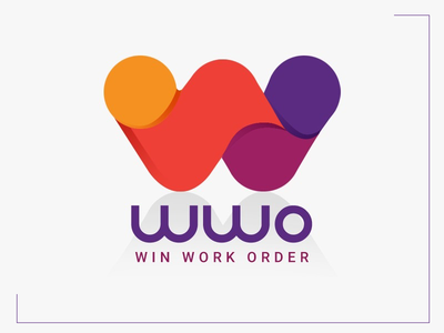 Word Logo branding