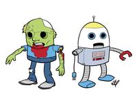Zombie + Bot