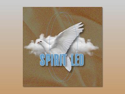 PCM Design Challenge | Spirit Led pcmchallenge prochurchmedia design challenge typography art artwork church graphic design design