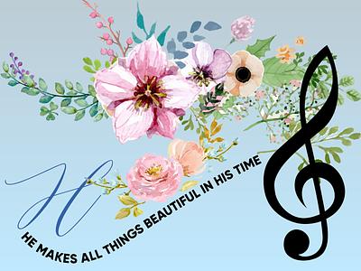 Create a typographic design featuring your favorite song lyrics. dribbbleweeklywarmup design challenge social media typography art church artwork graphic design design