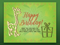 FCBCLA | Children's Ministry Birthday Postcard