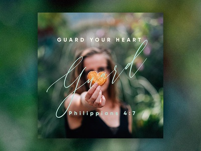 PCM Design Challenge | Guard Your Heart