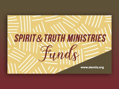 STEM Church : Funds