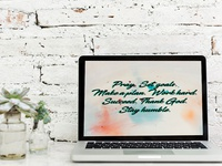 DRESS UP YOUR TECH! | Tinted Design Motto