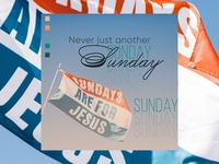 PCM Design Challenge | Never Just Another Sunday