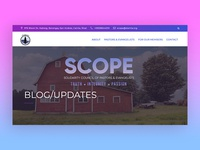 SCOPE Website