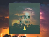 PCM Design Challenge | The Storm Will Pass