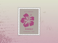 Design a Stamp for a Destination You'd Like to Visit