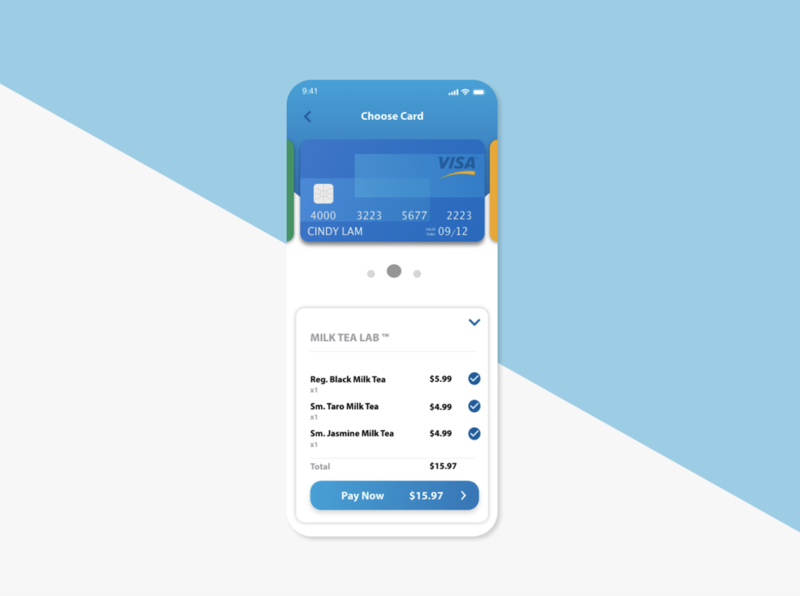 Daily UI / 002 Credit Card Checkout payment credit card credit card payment ui mobile ui design app daily ui challenge daily ui 002 daily ui adobe xd adobexd