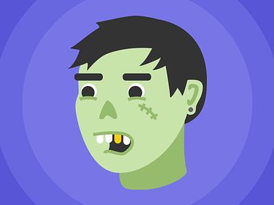 Zombie sketch app 3 sketch mybuilder vector person zombie illustration