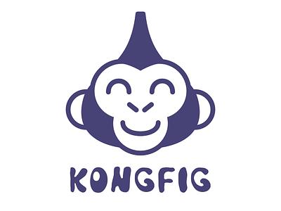 Kongfig repo monkey logo kong js fig ape