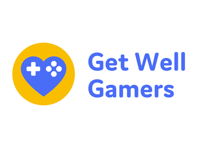Get Well Gamers get well gamers gaming charity logo