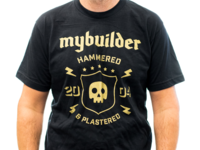 Hammered & Plastered