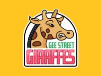 Gee Street Giraffes