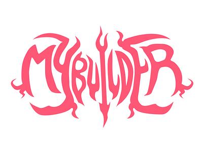 Metal MyBuilder mybuilder logo band metal