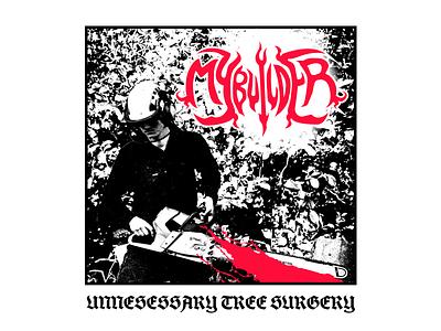 MyBuilder Metal Album Cover logo mybuilder metal cover album