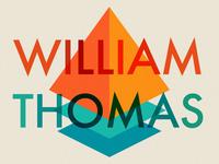 Pyramids - William Thomas