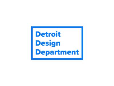 Detroit Design Department