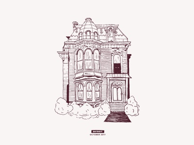 Haunted House   Detroit