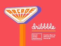 Dribbble Detroit | Meet Up