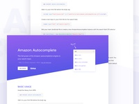 Amazon Autocomplete JavaScript Plugin
