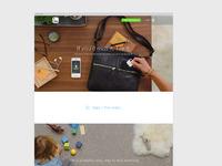 Tile homepage