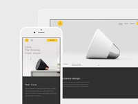 Aether Responsive Thumb