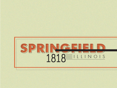 State Capitol Badge Project - Springfield, IL