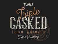 Slane Triple Casked