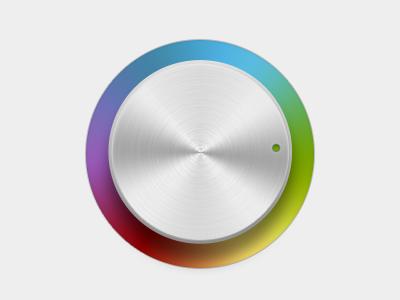 Colour Picker colour picker dial radial