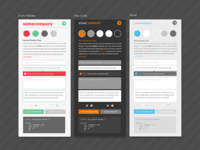 Exploration Style Guides