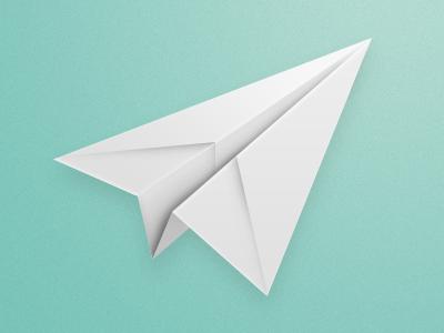 Aeroplane Illustration paper aeroplane airplane fold