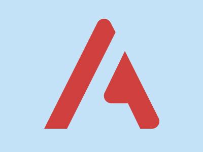 New Logo Personal Brand Mark abcd lettering design logo mark brand