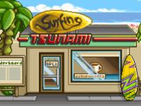 Surfing Tsunami Cover
