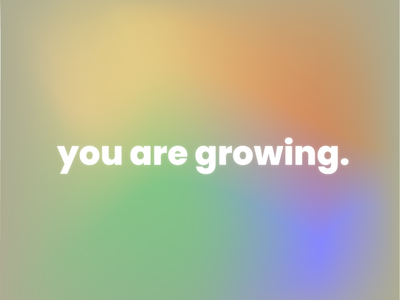 you are growing. meshtool illustrator graphics illustration flat design
