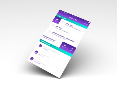 Check-Todo App