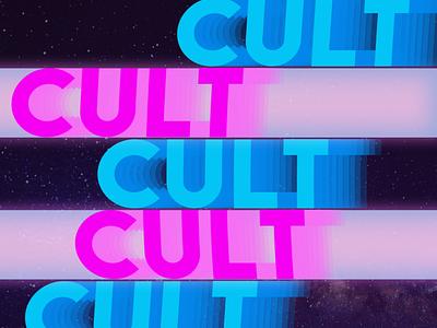 Make Something Everyday #2 flat cult design