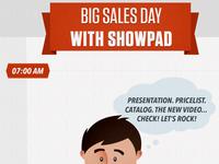 infographic Showpad