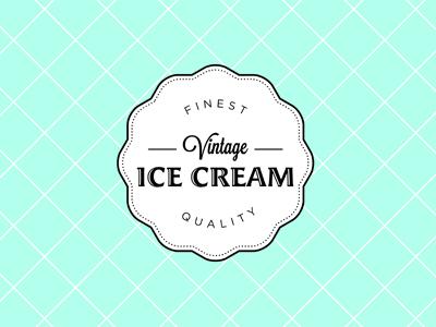 Cute Cake Ice Cream