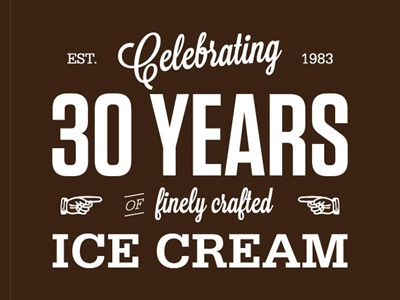 30th Anniversary Graphic